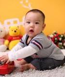 7 cách chụp ảnh dễ thương cho bé