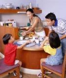 Giao tiếp trong gia đình: Một kỹ năng khó