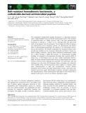 Báo cáo khoa học: Salt-resistant homodimeric bactenecin, a cathelicidin-derived antimicrobial peptide