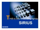 Thiết bị điều khiển công nghiệp SIRIUS