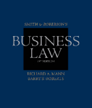 Business Law -Criminal Law