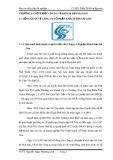 Đề tài: Tình hình kinh doanh của Công ty Cổ phần Khách Sạn Sài Gòn