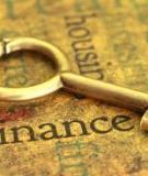 Bài giảng Phân tích tài chính doanh nghiệp