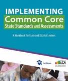 Implementation of the Common Core State Standards