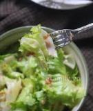 Ăn kiêng ngon miệng với salad cá ngừ