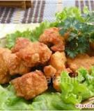 Chicken karaage - Gà chiên kiểu Nhật