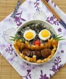 Bento - cơm trưa đơn giản mà ngon