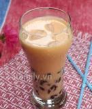 Trà Thái trân châu giải nhiệt mùa hè