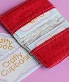Tự may ví đựng thẻ nhỏ xinh tiện dụng