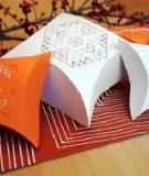 Tự làm hộp quà đậm chất handmade