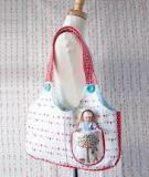 Tự may túi xách dễ thương cho mẹ và bé