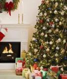 9 kiểu trang trí cây thông Noel tuyệt đẹp