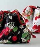 May túi xách xinh xắn theo phong cách Nhật Bản