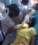 Tránh sâu răng, viêm lợi ở trẻ nhỏ