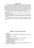 Đánh giá tác động môi trường Nhà máy Dệt sợi tổng hợp ở Khu công nghiệp Băc Vinh