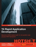 Yii Rapid Application Development Hotshot