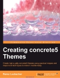 Creating concrete5 Themes