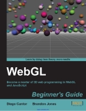 WebGL Beginner's Guide