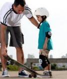 Những điều các mẹ cần lưu ý khi nuôi dạy con trai