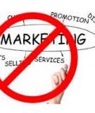 Kỹ năng làm marketing chuyên nghiệp - những điều cần biết
