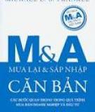 M&A từ góc nhìn marketing