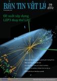 Bản tin vật lý tháng 9/2012