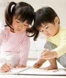 Các mốc trẻ em thay đổi cảm xúc và hành vi