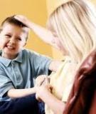 Đối phó với hành vi ngỗ ngược của trẻ dậy thì