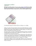 Chọn lựa hạt nhựa trao đổi ION