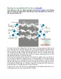 Ứng dụng của công nghệ phân tử Nano bạc trong lọc nước.