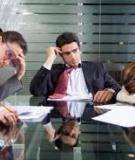 Dân văn phòng có nguy cơ tử vong cao