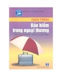 Giáo trình bảo hiểm trong ngoại thương - NXB Hà Nội