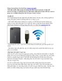 Dùng Smartphone Android làm camera an ninh