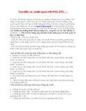 Tìm hiểu các chuẩn ngoài trời IP66, IP65
