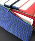Tự may túi đựng laptop tiện lợi và an toàn