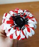 2 cách làm hoa đơn giản, dễ thương từ giấy