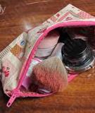 Túi đựng đồ trang điểm xinh xắn cho chị em chúng mình