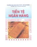 Tiền tệ ngân hàng - PGS. TS Nguyễn Đăng Dờn (chủ biên)