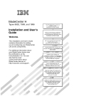 Installation and User's Guide IBM Personal Computer Types 8852, 7989, and 1886