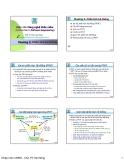 Công nghệ phần mềm - Chương 2 phân tích hệ thống
