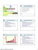 Công nghệ phần mềm - Chương 4 kiểm thử PM
