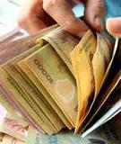 Thanh toán bằng tiền mặt: Ẩn chứa nhiều rủi ro