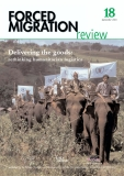 Delivering the goods: rethinking humanitarian logistics