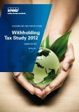 Luxembourg Investment Funds Withholding Tax Study 2012