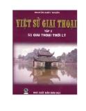 51 Giai thoại thời Lý - Việt sử giai thoại Tập 2