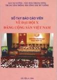 Ebook Sổ tay về báo cáo viên Đại hội X Đảng Cộng Sản Việt Nam