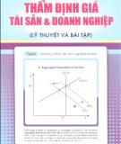 Ebook Thẩm định giá tài sản và doanh nghiệp (Lý thuyết và bài tập) - Nguyễn Minh Điện