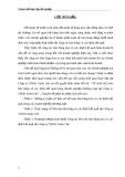 """Đề tài: """"Tổ chức kế toán bán hàng và xác định kết quả trong doanh nghiệp thương mại tại Công ty TNHH Xuân Lộc"""""""