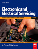 Electronic and Electrical ServicingConsumer and commercial electronics Second Edition