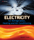 electricity for refrigeration,heating and air conditioning